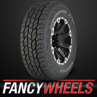 2 New Lt 26575r16 Cooper Discoverer At3 Tires 265 75 16 R16 2657516