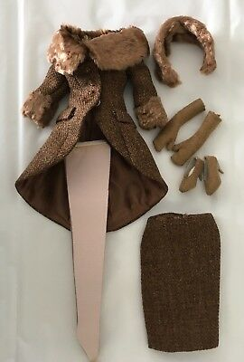 """Brunch at the Ritz Tiny Kitty Tonner 10"""" Outfit Only 2004 Convention Exclusive"""