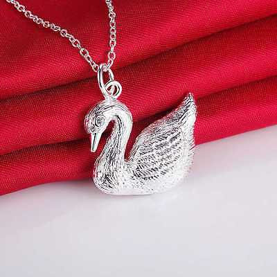 New Jewellery Womens Ladies/Mens Solid925 Silver Pendant Necklace Chain