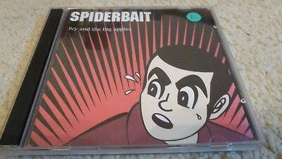 CD: Spiderbait - Ivy and the big apples, 1996 Polydor, 533 674-2, Made in AUS