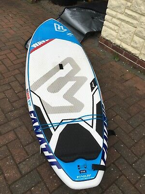 """Fanatic allwave Hrs 9'1x31 3/4"""" sup stand up paddle board Cash on collection"""