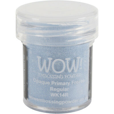 WOW! Embossing Powder 15ml Frozen WOW-WK14R