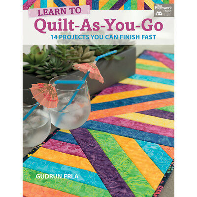 That Patchwork Place Quilt As You Go TP-84896