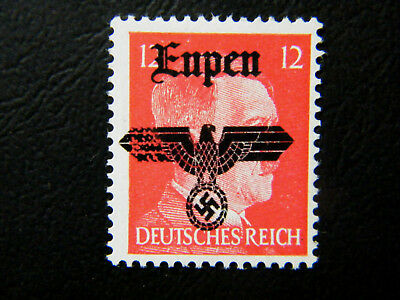 Local Deutsches Reich WWll Occ overprint Eupen MNH