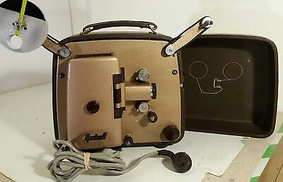 Specto 8mm cine film projector vintage retro upcycle project