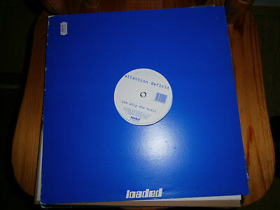 Attention Deficit - Use Only The Drugs - Loaded - 2003 -12inch-4