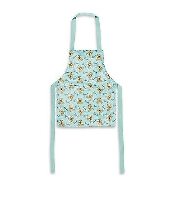 Harrods Peek-A-Boo Bear Child's  Apron. 100% Coated Cotton  Great Christmas Gift