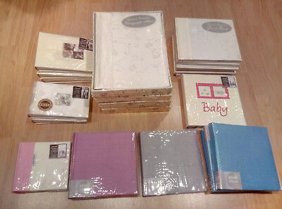 Job Lot of 23 Assorted Photo Albums High Quality - Brand New /Car Boot/Wholesale