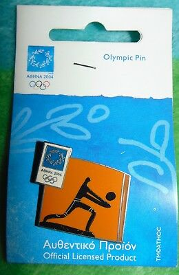 2004 Athens Olympic Pin (Volleyball)