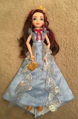 Disney Descendants Coronation Jane Auradon Prep Doll, Excellent Condition