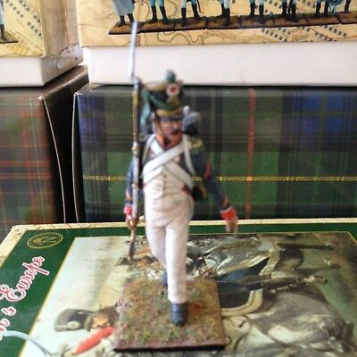 First Legion Nap 54 French Line Voltigeur with broken plume and no box