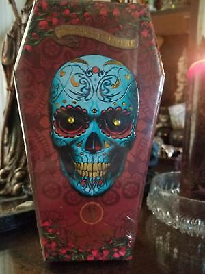 Bnnu Santa Muerte Tarot Coffin Box Numbered Limited Edition Sold Out Rare