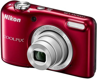 "Nikon Coolplix 16.1 MP Digital Camera w/ 5x Optical Zoom, 2.7"" TFT LCD Display"