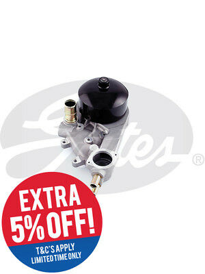 Gates Water Pump FOR HOLDEN STATESMAN WH (GWP1005)