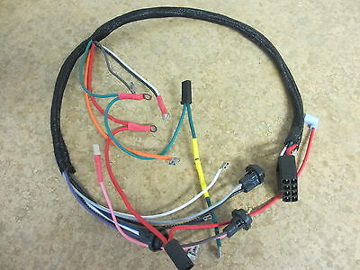 IH International 284 gas tractor battery box lid holddown and j – Ih 284 Wiring Harnesses
