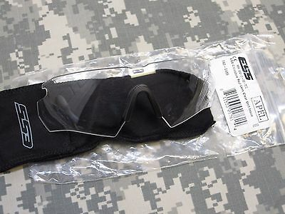 NEW GENUINE ESS CROSSBOW CLEAR REPLACEMENT LENS w/ NOSE PIECE UNIT ISSUE APEL