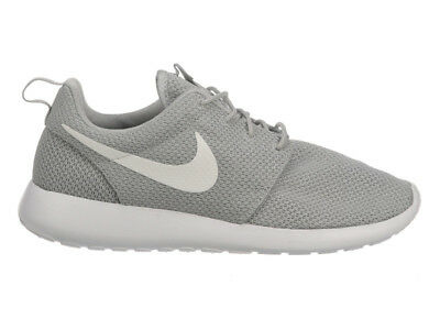 be493b9d7895 NEW MENS NIKE Roshe One Running Shoes Trainer Wolf Grey   White ...