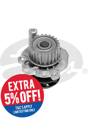 Gates Water Pump FOR VW TRANSPORTER / CARAVELLE 7EB (GWP4236)