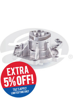 Gates Water Pump FOR AUDI A6 ALLROAD 4FH (GWP4233)