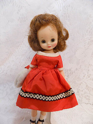 Vintage American Character Betsy McCall Doll Town and Country