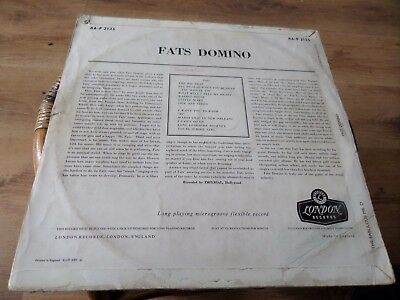 Fats Domino. The Fabulous Mr D
