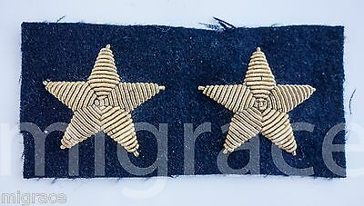 RUSSIAN SOVIET sleeve stripe VMF fleet navy gold sewing USSR