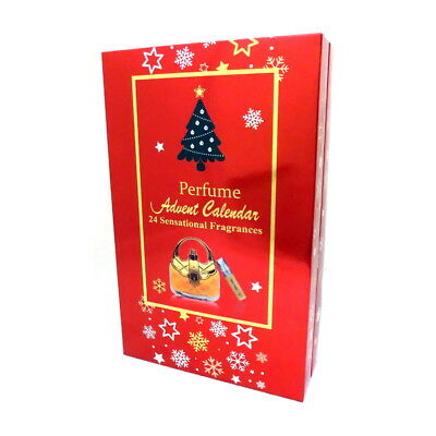 Saffron Womens Ladies Perfume Advent Calendar 24 Sensational Fragrances 2017 her