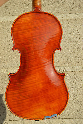 Old French Violin, label Amedee Dieudonne 1948, nice condition