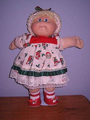 CABAGE PATCH KID DOLL----Blonde.