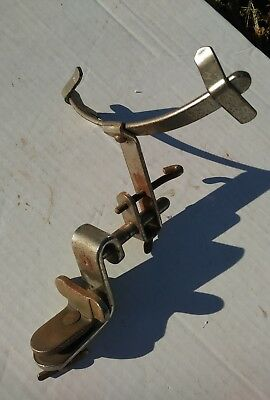 Leedy Chinese TomTom Holder Mount 20's Bass Drum