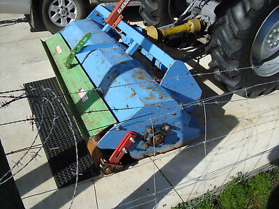 John Berrins Mulcher Mower