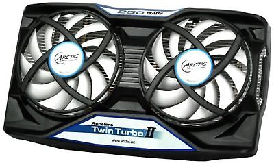 ARCTIC Accelero Twin Turbo II - Graphics Card Cooler for Efficient GPU RAM- a...