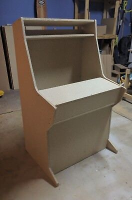 "Arcade Machine Flat Pack - Sit-down ""Candy Cab"""