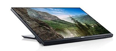 """Dell - P2418HT 24"""" IPS LED HD Touch-Screen Monitor - New!"""