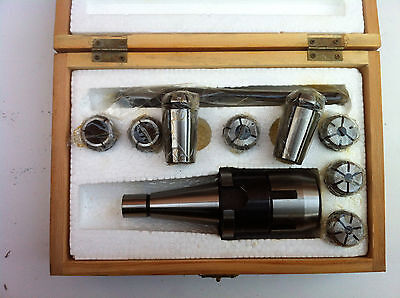 Collet Chuck set for Milling Machine -- NT30