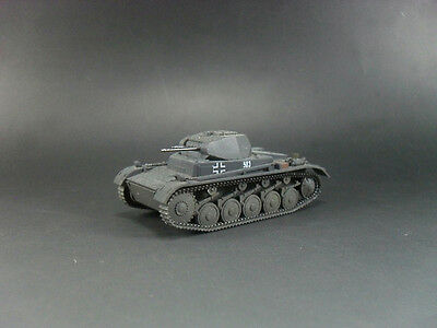 Finished Product S-Model CP0079 1/72 WWII German Pz.Kpfw.II Ausf.C Car No. 503