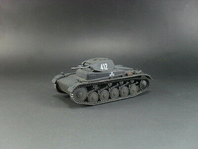 Finished Product S-Model CP0078 1/72 WWII German Pz.Kpfw.II Ausf.C Car No. 412