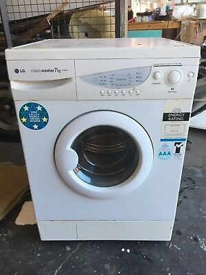 Washing Machine has all hoses and Is Washing Well