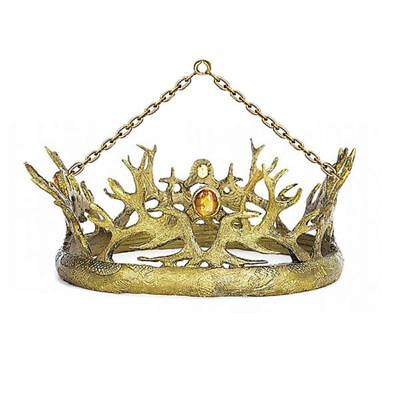 "GO2162 3.25"" Game of Thrones Joffrey Baratheon's Crown Christmas Ornament HBO"