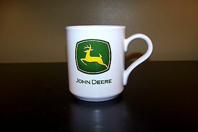 Price Kensington Potteries John Deere Coffee Mug 12oz Made in England