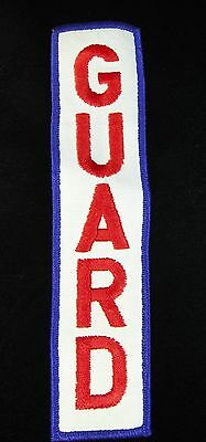 Large National Guard Large Military Patch - NEW