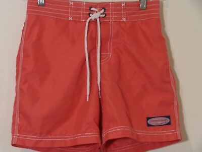 VINEYARD VINES Youth Boy's Board Shorts Size 8 Pink