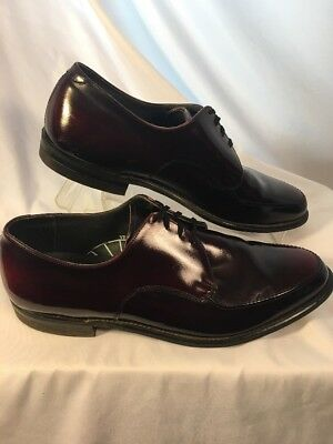Red Wings Men's  Oxford Dress Shoes Burgundy Size 12 EE. 4 Free Ship!