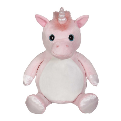 Embroider Buddy - Whimsy Unicorn Pink 16 Inch