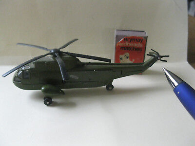 Vintage Dinky Sea King Rescue Helicopter
