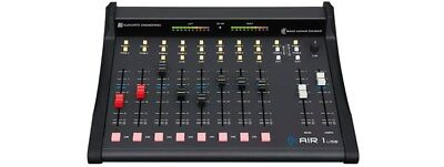 Audioarts Air 1 USB 8-Channel Broadcast  Audio Console, Mixer  with USB