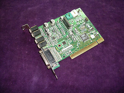 Diamond multimedia Sonic impact S100 PCI Sound Karte ESS Allegro-1
