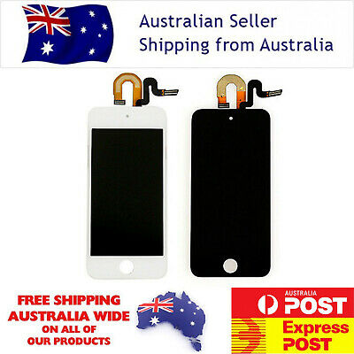 Replacement Glass Touch Screen Digitizer & LCD WHITE for iPod Touch 5 / Touch 6