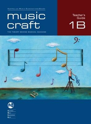 AMEB Music Craft Music Craft - Teacher's Guide 1B