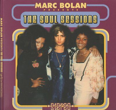 Marc Bolan Presents 'the Soul Sessions'- 2 Disc Sealed 'gloria Jones / Pat Hall'